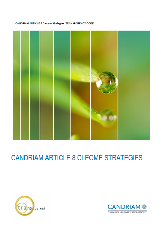 Candriam's Article 8 Index Strategies